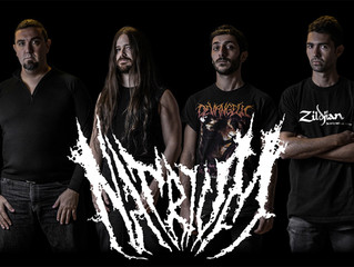 NATRIUM Premier A New Lyric Video At Metal Injection!