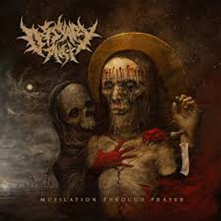 "Ossuary Anex ""Mutilation Through Prayer"" CD"