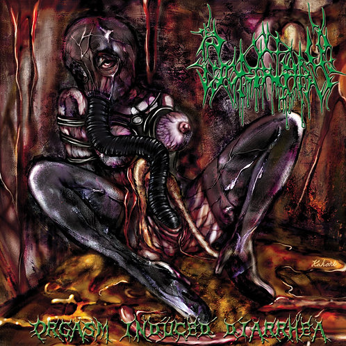 "Goratory ""Orgasm Induced Diarrhea"" CD"