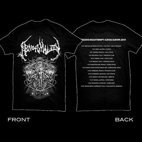 Abnormality Tour Shirt