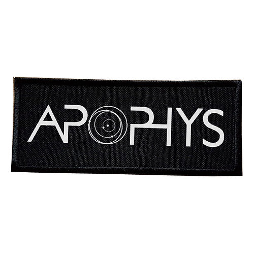 Apophys embroidered patch