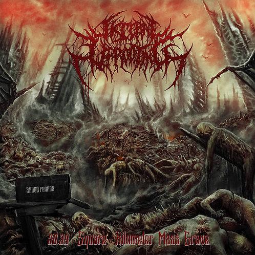 "Visceral Uprooting  ""50.39-Square-Kilometer Mass Grave"" CD"