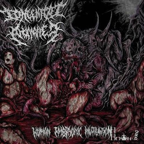 "Congenital Anomalies ""Human Embryonic Mutilation"" CD"
