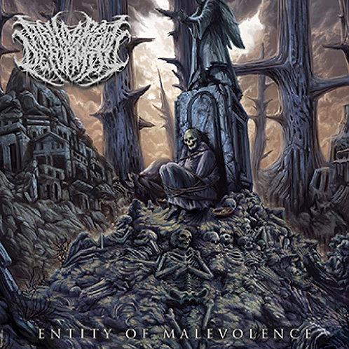 "Abhorrent Deformity ""Entity Of Malevolence"" CD"