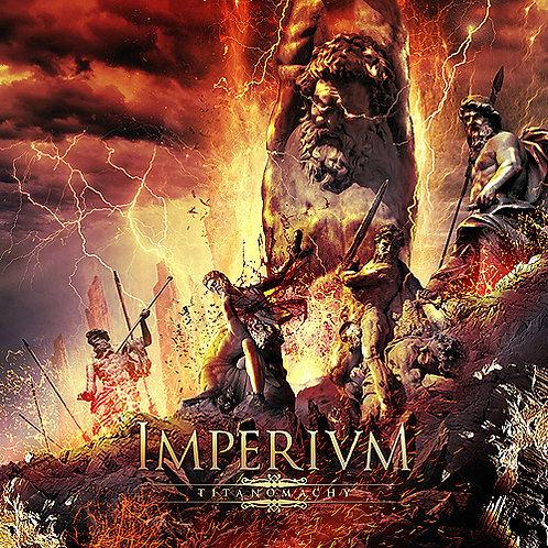 Imperium 'Titanomachy' CD