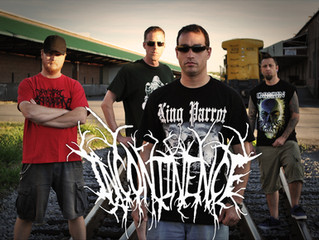 Incontinence Reveal 'Prey For Us' Details & Unleash New Song!
