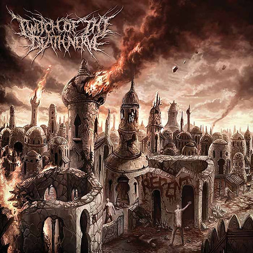 "Twitch of the Death Nerve ""A New Code of Morality"" CD"