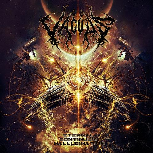 """Vacuus """"Eternal Continuum Hallucination"""" CD"""
