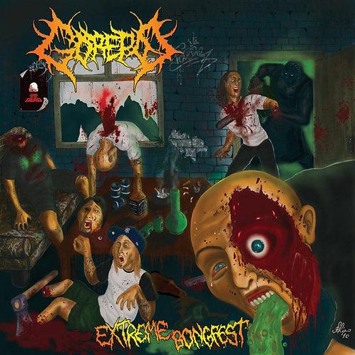 "Gorepot ""Extreme Bongfest"" CD"