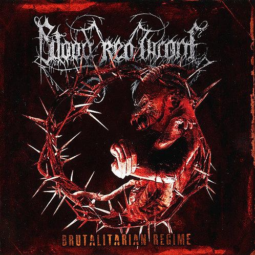 "Blood Red Throne ""Brutalitarian Regime"" CD"