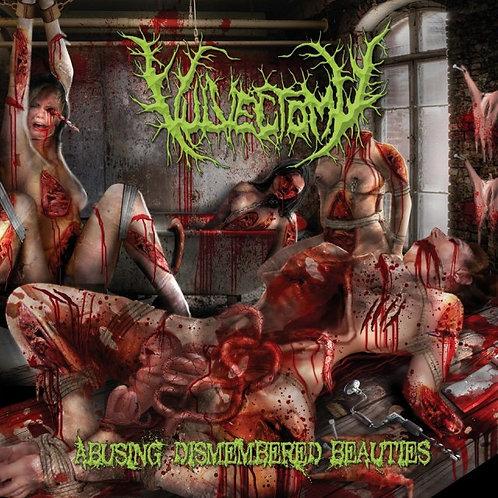 "Vulvectomy ""Abusing Dismembered Beauties"" CD"