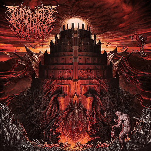"Ineffable Demise ""Beyond The Marrow Gates"" CD"