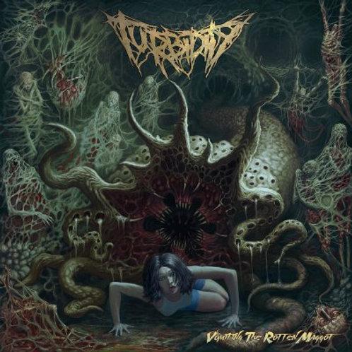 "Turbidity ""Vomiting The Rotten Maggot"" CD"