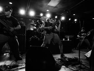 Death Metal Heavyweights INCONTINENCE Unleash New Album 'Prey For Us'