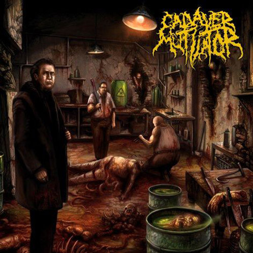 "Cadaver Mutilator ""Murder Death Kill"" CD"