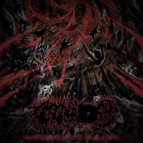 "Cercenatory ""Swallowed By The Apocalypse"" CD"
