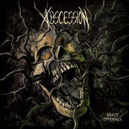 "Abscession ""Grave Offerings"" CD"