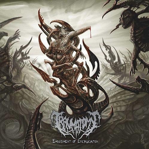 """Traumatomy """"Embodiment of Excruciation"""" CD"""