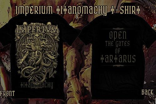 """Imperium """"Titanomachy"""" t-shirt"""
