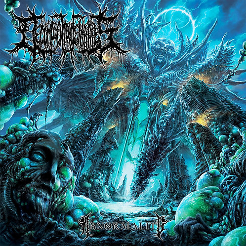 "Decomposition Of Entrails ""Abnormality"" CD"