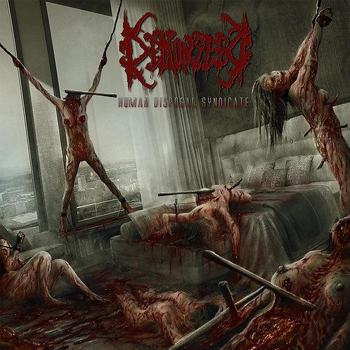 """Demonseed """"Human Disposal Syndicate"""" CD"""