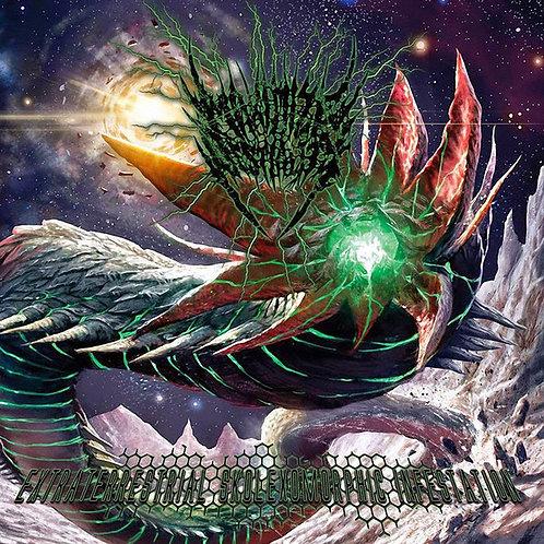 "Maximize Bestiality ""Extraterrestrial Skolexomorphic Infestation"" CD"