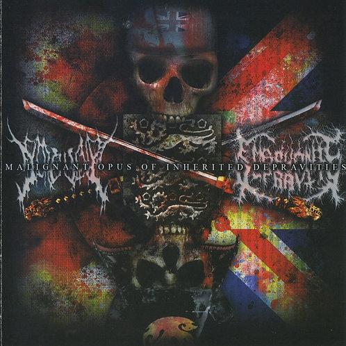 Gorevent / Embryonic Depravity Split CD
