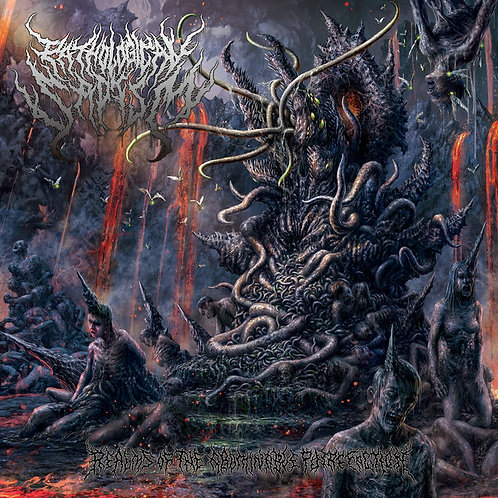 "Pathological Sadism ""Realms Of The Abominable Putrefaction"" CD"