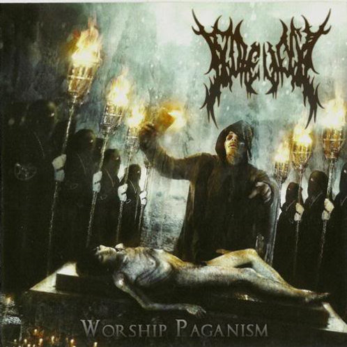 "Gorevent ""Worship Paganism"" CD"