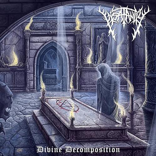 "Insatanity ""Divine Decomposition"" CD"