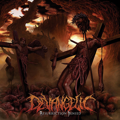 "Devangelic ""Resurrection Denied"" CD"