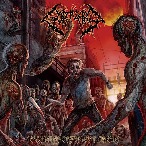 """Gortuary """"Awakening Pestilent Beings"""" CD"""