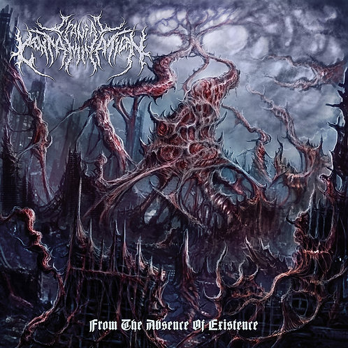 """Cranial Contamination """"From The Absence Of Existence"""" CD"""