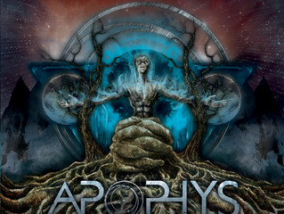 "APOPHYS ""Retaliate"" With New Song, Share Details of Upcoming Sci-Fi Album Devoratis"