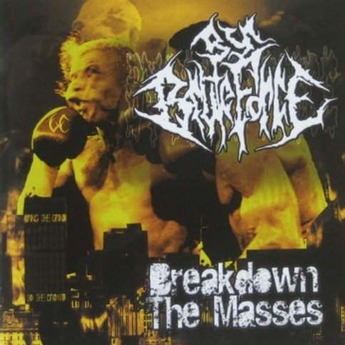 """By Brute Force """"Breakdown The Masses"""" CD"""