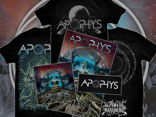APOPHYS 'Devoratis' releases today!