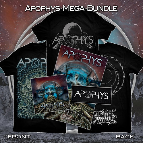 Apophys Mega Bundle VERY LIMITED!!!