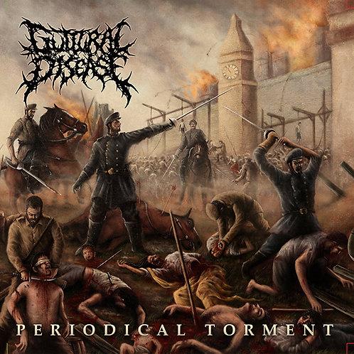 "Guttural Disease ""Periodical Torment"" CD"