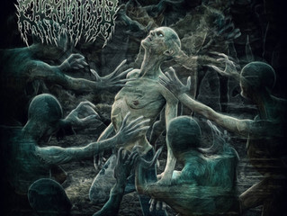 CHORDOTOMY reveal cover artwork and new details on upcoming album