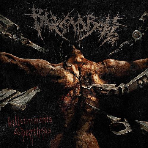 "Big End Bolt ""Killstruments And Deathods"" CD"