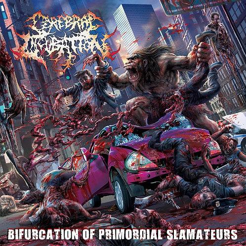 """Cerebral Effusion """"Bifurcation of Primordial Slamateurs"""" CD"""