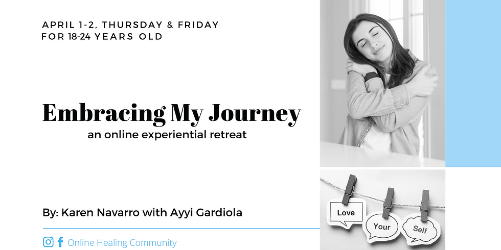 Embracing My Journey: a youth retreat