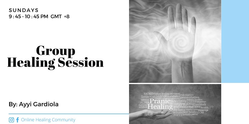 Group Pranic Healing Session