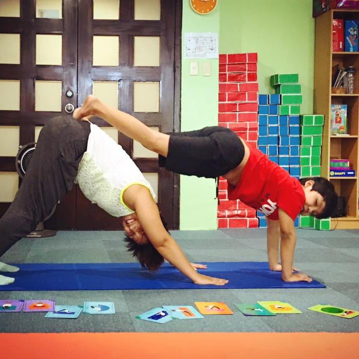 Kids Yoga- Wed & Fri
