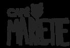 logo café marlette