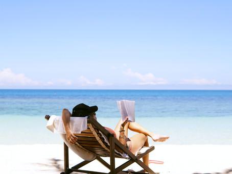 Comment continuer son développement perso (et pro) en vacances ? Nos 5 conseils clés pour l'été