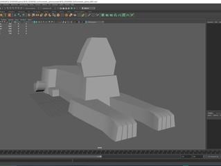 Sphinx Model Progression