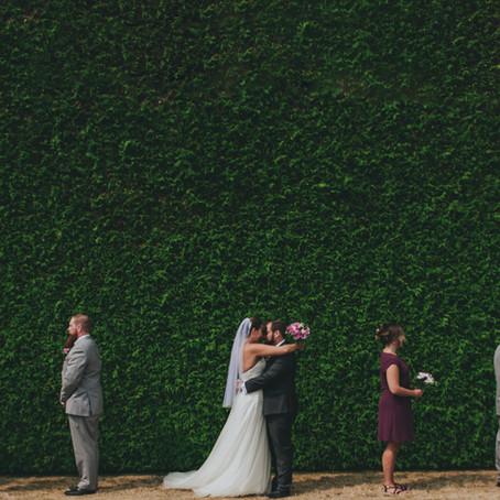Andrew & Brianna   Qualicum Beach Wedding