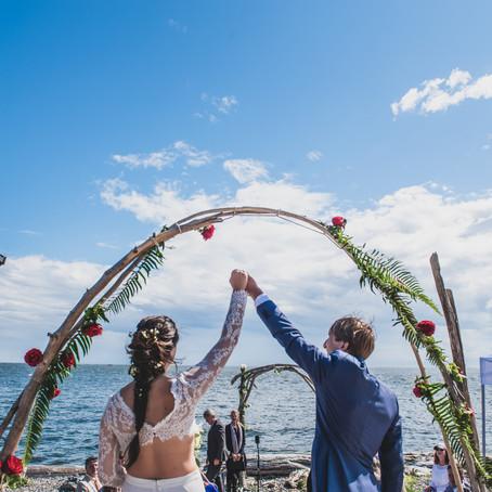 Love on the Sunshine Coast | Sechelt Intimate Wedding