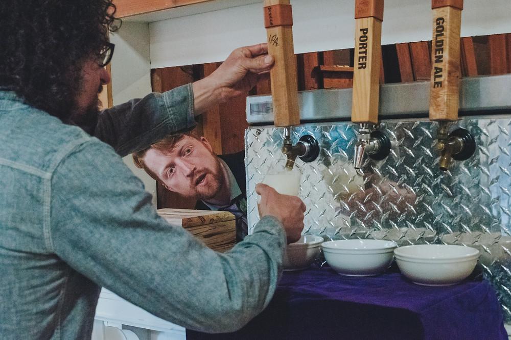 mount arrowsmith beer